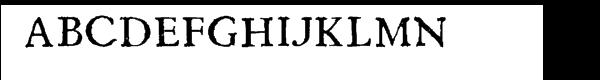 1589 Humane Bordeaux Normal  Free Fonts Download