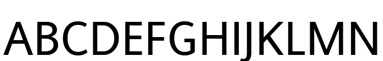 Andale Sans Regular  नि: शुल्क फ़ॉन्ट्स डाउनलोड