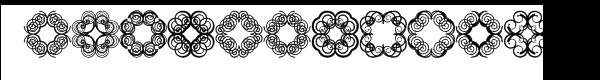 Ann's Cross Scrolls Three  font caratteri gratis