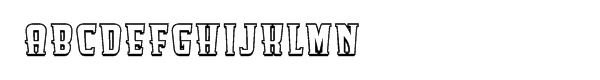 AntmanOutline  नि: शुल्क फ़ॉन्ट्स डाउनलोड