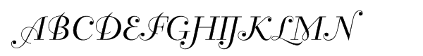 Bellevue Pro BQ  Free Fonts Download