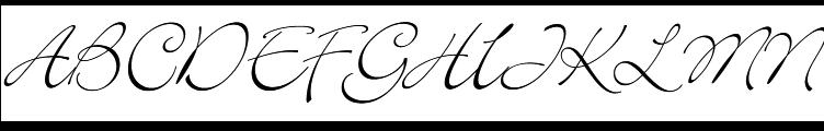Bickley Script  Free Fonts Download