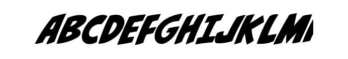 Biff Bam Boom Regular OT  Скачать бесплатные шрифты