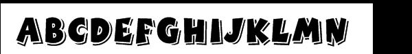 Boink Drop Shadow  नि: शुल्क फ़ॉन्ट्स डाउनलोड