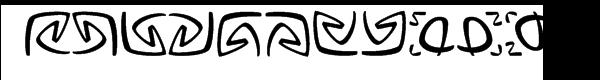 Briem™ Script Fleurons  Free Fonts Download