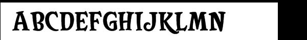 Bunky  नि: शुल्क फ़ॉन्ट्स डाउनलोड