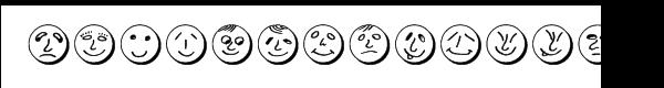 Buttonfaces Demi  les polices de caractères gratuit télécharger