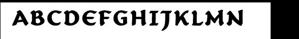 Carlin Script™ Bold  नि: शुल्क फ़ॉन्ट्स डाउनलोड