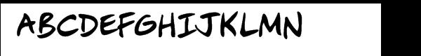 CC Mike Kunkel Regular  Free Fonts Download
