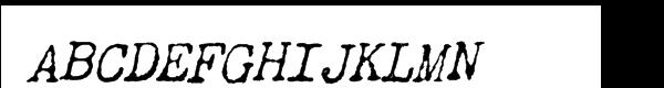 Chandler 42 Regular Oblique  Free Fonts Download