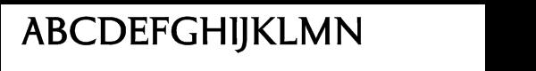Cimiez Bold Demi Serif  Fuentes Gratis Descargar