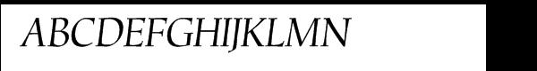 Corvallis Oblique  Free Fonts Download