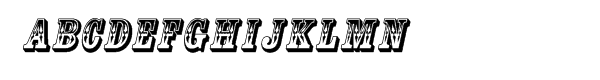 Country Western Italic  Free Fonts Download