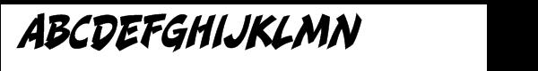 Danger Girl  नि: शुल्क फ़ॉन्ट्स डाउनलोड