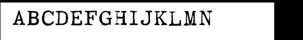 Dear John™ Regular  नि: शुल्क फ़ॉन्ट्स डाउनलोड