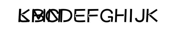 DFPOP Stencil Std W 7  Free Fonts Download
