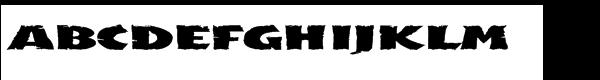 Down Under Regular  Free Fonts Download