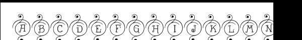 Driahn Decorative  नि: शुल्क फ़ॉन्ट्स डाउनलोड