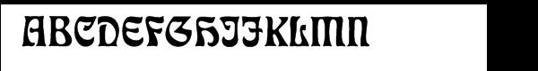Eckmann™ Com Regular  Free Fonts Download
