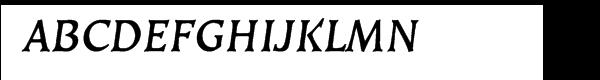 EF Kiev CE Bold Oblique Small Caps  नि: शुल्क फ़ॉन्ट्स डाउनलोड