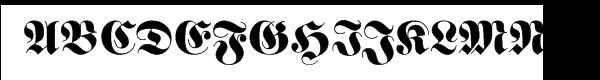 Fette Fraktur™ CE Regular  Free Fonts Download
