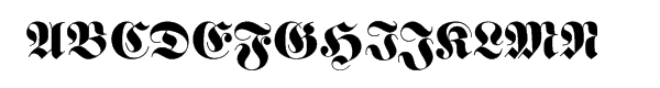 Fette Fraktur™ Com Regular  Free Fonts Download