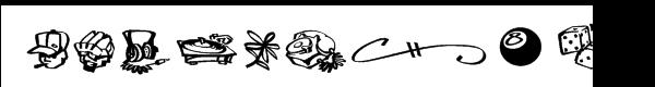 FF Marker Icons  Descarca Fonturi Gratis