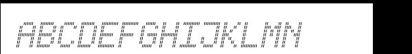 FF Ticket Italic  les polices de caractères gratuit télécharger