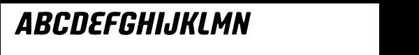 Fono Medium Oblique  Free Fonts Download