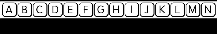 Forum Keys PC E Regular  Free Fonts Download