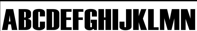Forum Siesta N4  Free Fonts Download