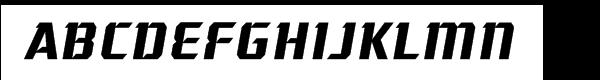 Gamer Italic  नि: शुल्क फ़ॉन्ट्स डाउनलोड