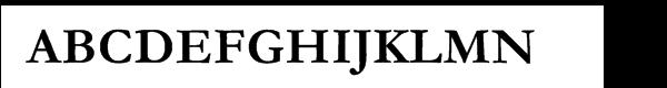 Garamond ® WGL Bold  Free Fonts Download