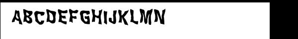 Ghixm Bold  Free Fonts Download