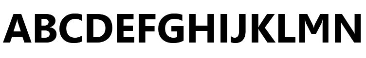 Gisha Bold - Hebrew  Free Fonts Download