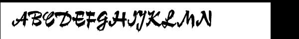 Gloss  免费字体下载