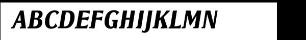 Golota Bold Italic  Free Fonts Download