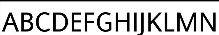 Hei - Simplified Chinese  नि: शुल्क फ़ॉन्ट्स डाउनलोड