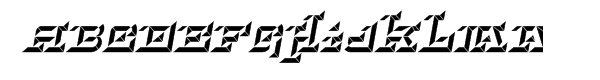 Hopeless Diamond B Italic Alt  Free Fonts Download