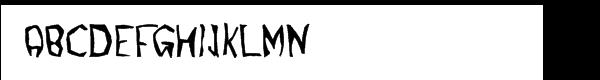 Hugi Literal  Free Fonts Download