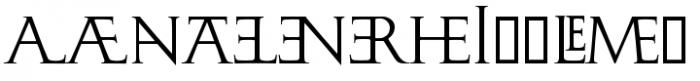 Imperium Ligatures  Free Fonts Download
