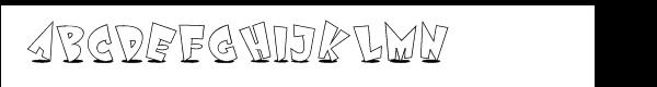 ITC Astro™ White  Free Fonts Download