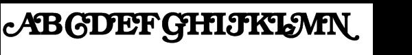 ITC Bookman™ Swash Demi  नि: शुल्क फ़ॉन्ट्स डाउनलोड