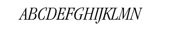 ITC Garamond Std Condensed Light Italic  नि: शुल्क फ़ॉन्ट्स डाउनलोड
