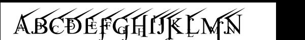 Jean Splice UpRite™  Free Fonts Download