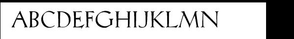 Kuenstler 165 Multilingual Bold  Free Fonts Download