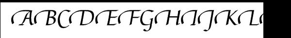 Linotype Gaius™ Bold Swash End  Free Fonts Download