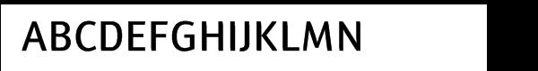 Linotype Textra™ Com Medium  Free Fonts Download