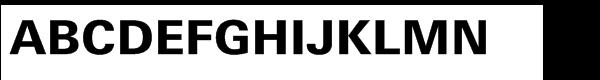 Linotype Univers® Com 730 Basic Heavy  नि: शुल्क फ़ॉन्ट्स डाउनलोड