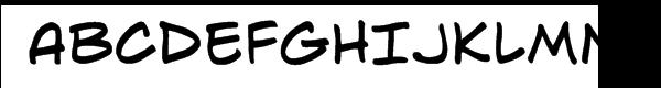 Lint McCree BB Regular  Free Fonts Download